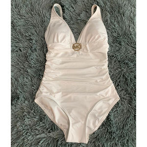 MICHAEL KORS Cruise 2019 One-Piece Swimsuit Size 6